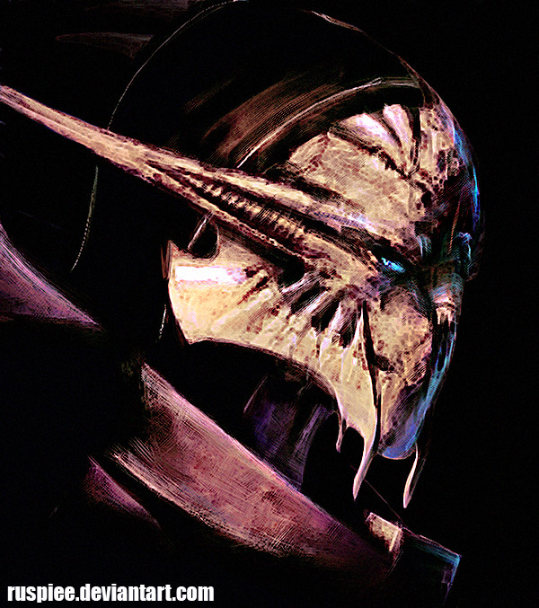 Saren by ruspiee.deviantart.com