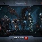 Reaper Family, a ME3 wallpaper