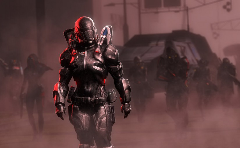 Mass Effect Multiplayer Challenges and Halls of Fame