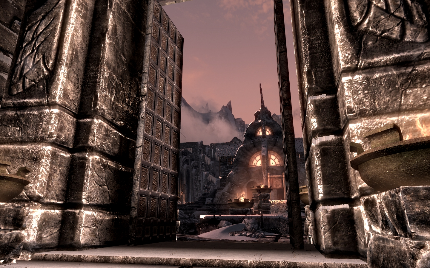 Open Cities: gates of Windhelm